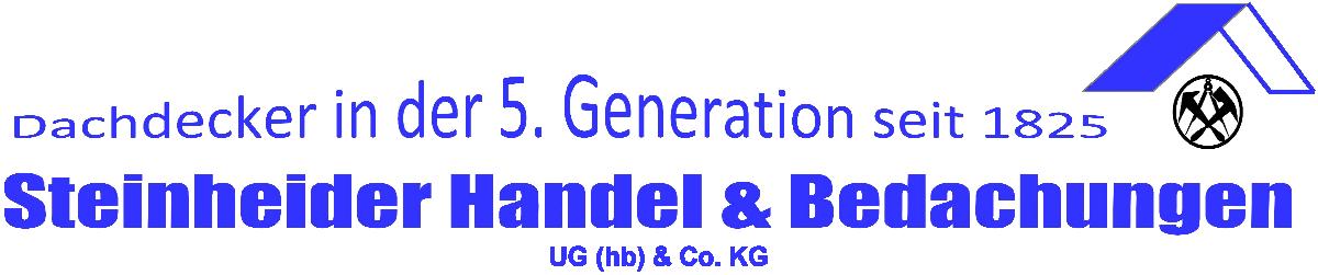 Dachdecker – Steinheider Handel & Bedachung
